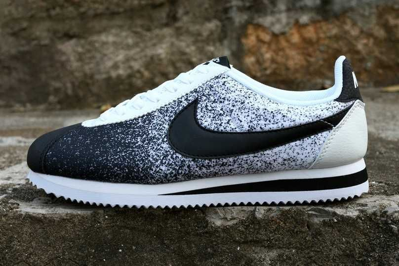 Blanc Aliexpress Unique Noir Cortez Degrade 2014 Nike France XFwqB07