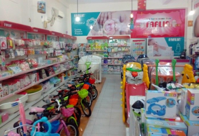 Farlin Baby World Livingware Accessories Gift And Souvenir Shop Toys Games Baby Products Shopping Yangon Place Engl