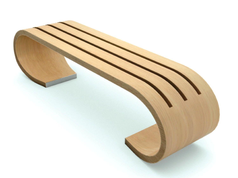 images pour banc design bois