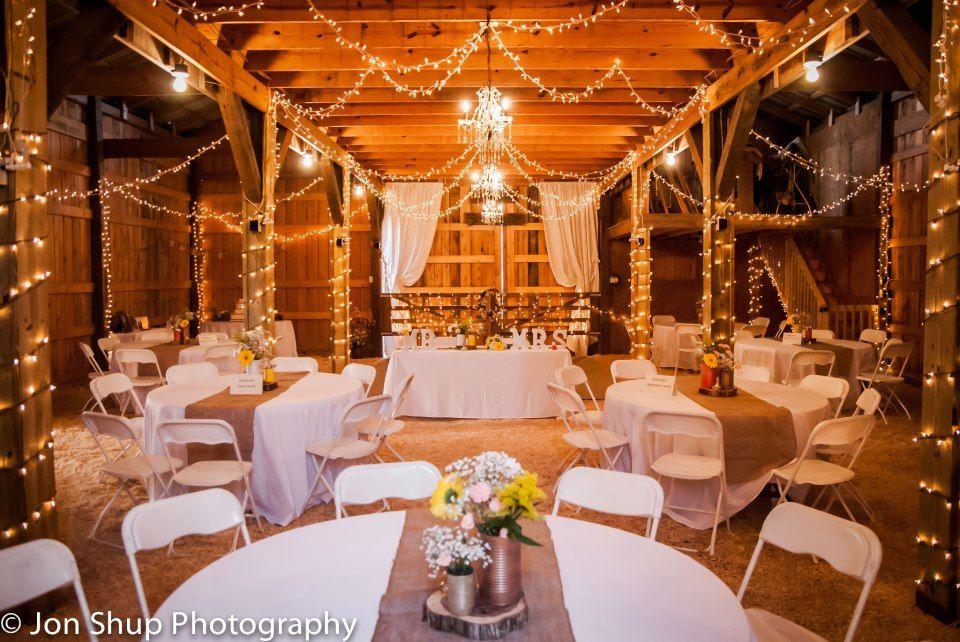 Virginia Barn Wedding Venues Farm Rustic