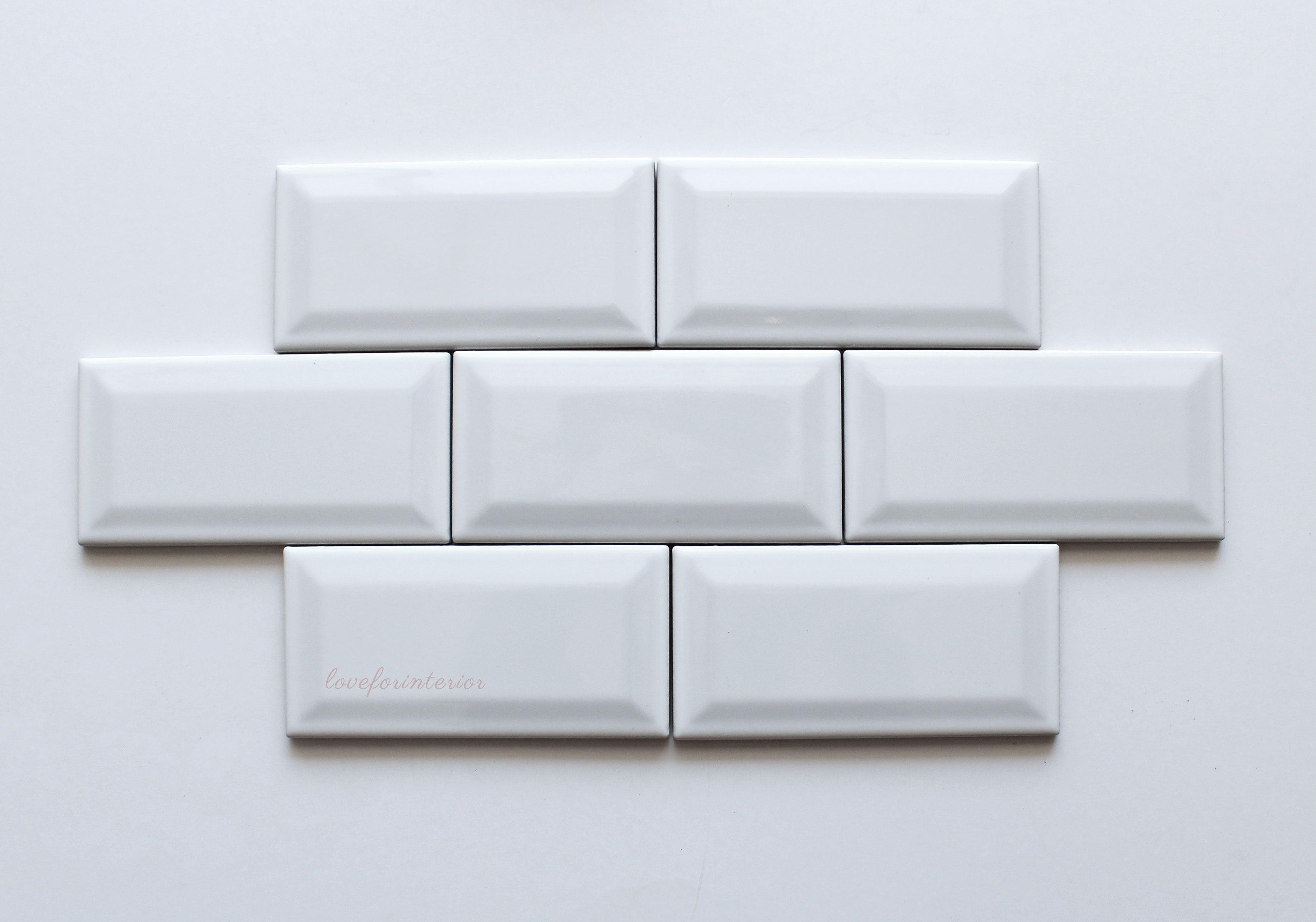 oltre 20 migliori idee su piastrelle bianche su pinterest ... - Piastrelle Bianche Ceramica