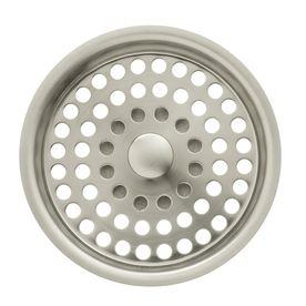 Kohler Duostrainer 4.0000-In Vibrant Brushed Nickel Plastic ...