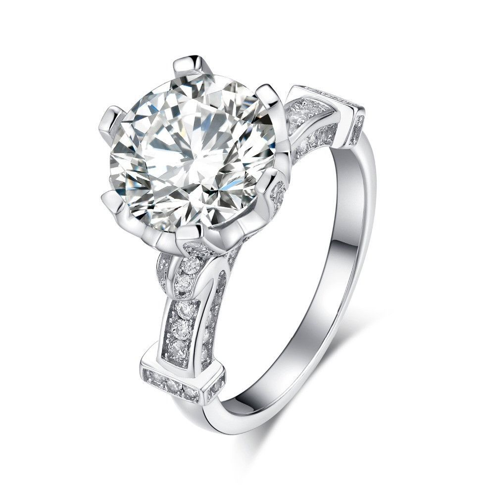 925 solid sterling silver flower crown cz ring products 925 solid sterling silver flower crown cz ring izmirmasajfo