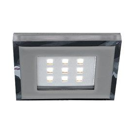 Superbe DALS Lighting 3.25 In Hardwired Under Cabinet LED Puck Light
