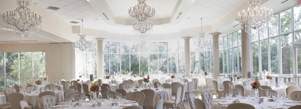Best outdoor wedding venues in houston