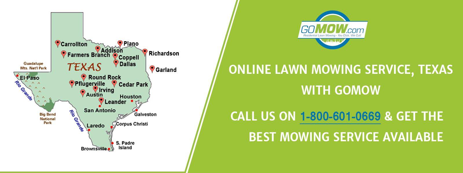Premier Lawn Care & Maintenance Service Areas in TX, Lawn