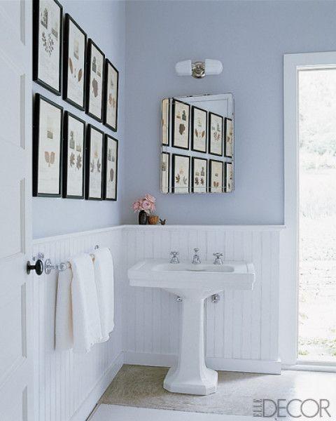 Lookbook Traditional Bathroom Elle Decor Cottage Style Bathrooms Traditional Bathroom Bathroom Styling