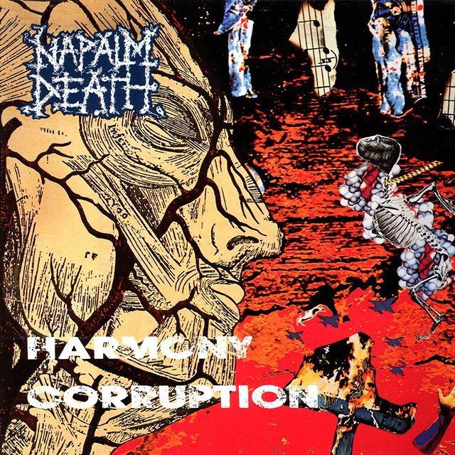 Napalm Death, Death Metal