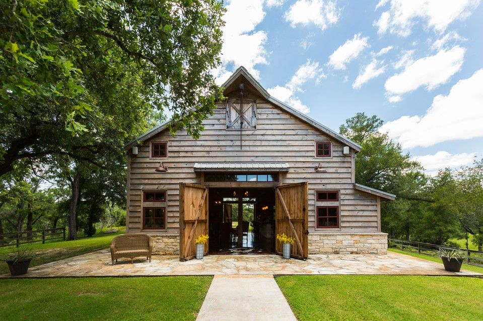 Inside old barns restored for partying pole barn homes