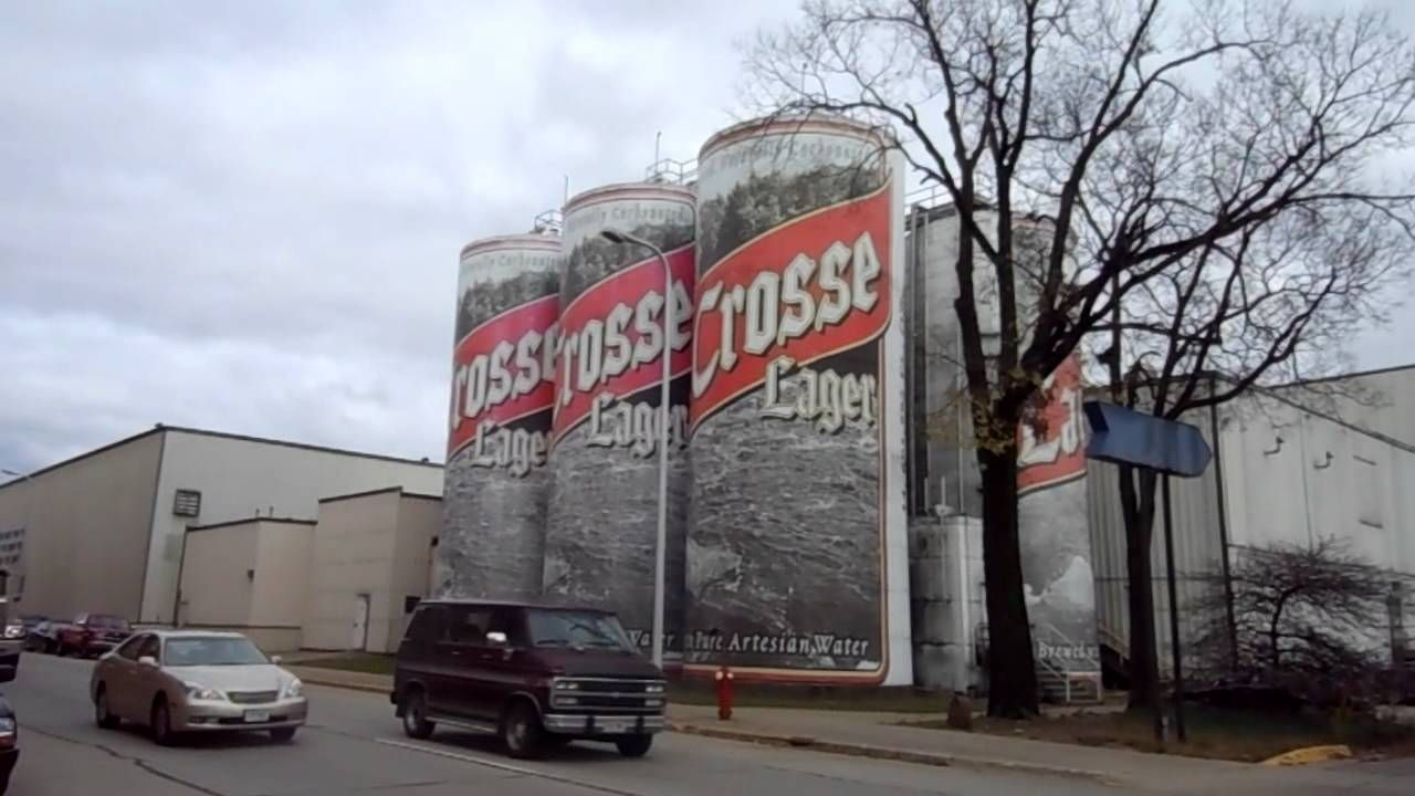 World S Largest Six Pack At City Brewery In La Crosse Wisconsin La Crosse Wisconsin La Crosse