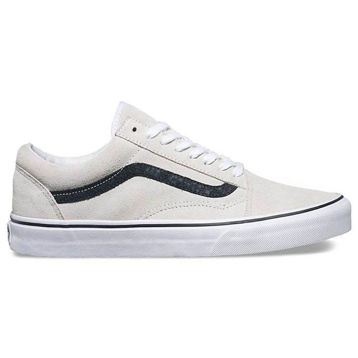 7d274a906f Vans Shoes Old Skool Reptile White Black 3