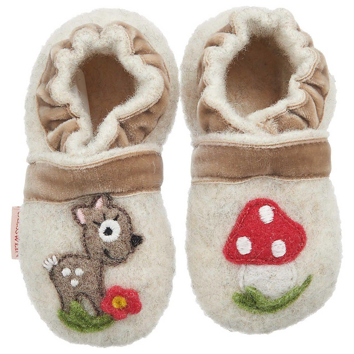 Giesswein Kinder Hausschuhe Bambi Schuhe Baby Hausschuhe Kinder Baby