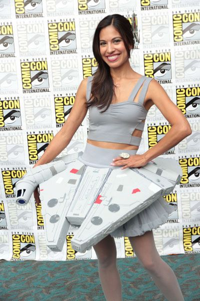 Amazing Millennium Falcon Skirt