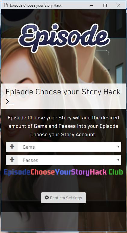 episode free gems cheats club passes