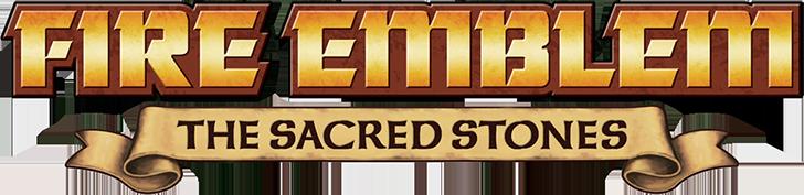 Fire Emblem Sacred Stones Logo Render By Masterenex On Deviantart Fire Emblem Sacred Stones Sacred