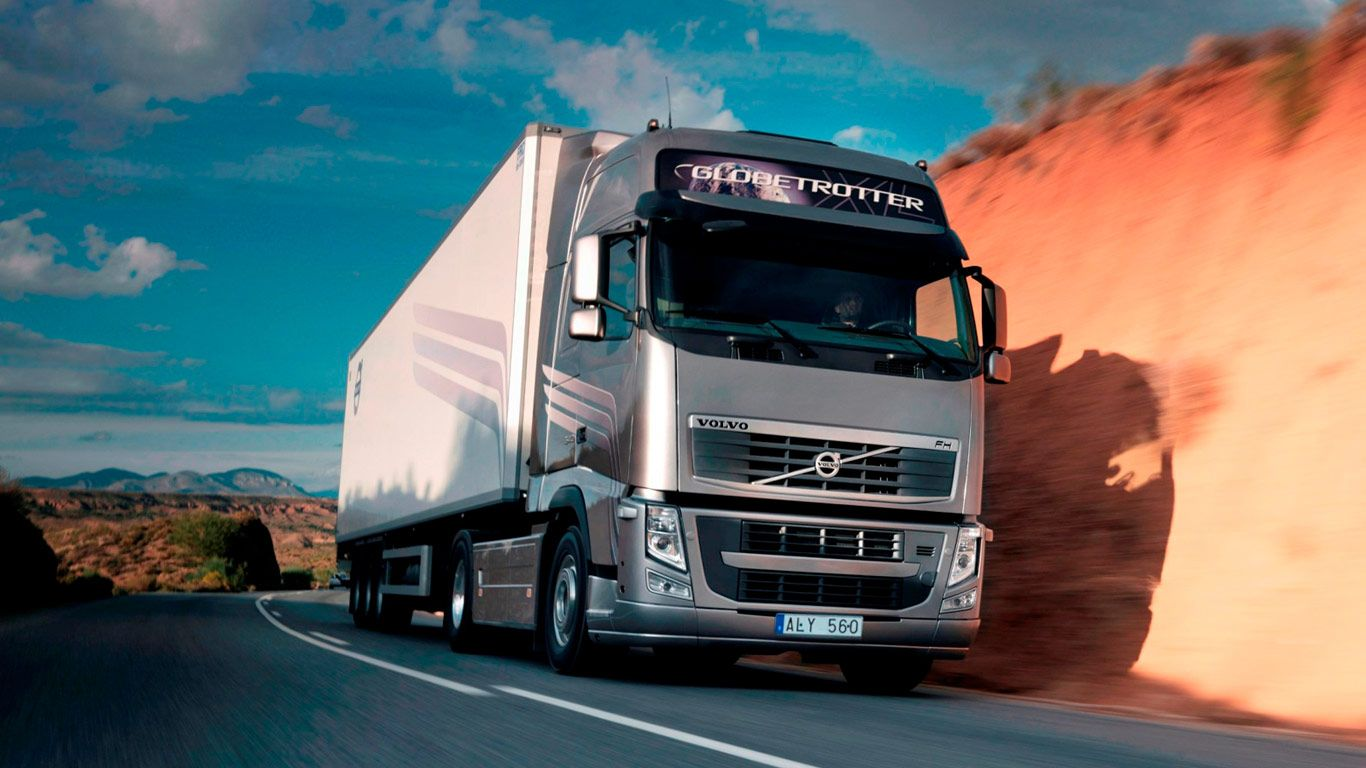 Volvo Truck Wallpaper 1080p #Ojz