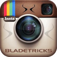 Latest custom Bladetricks blades on Instagram