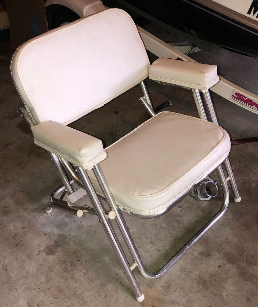 Fishing Chair Gimbal Office Target West Marine Seafit Kingfish Ii Aluminum Deck Fighting W Made Usa Ebay