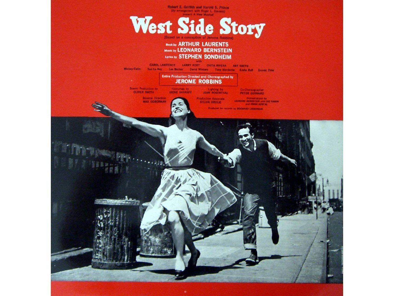 West Side Story (Original Broadway Cast Recording)