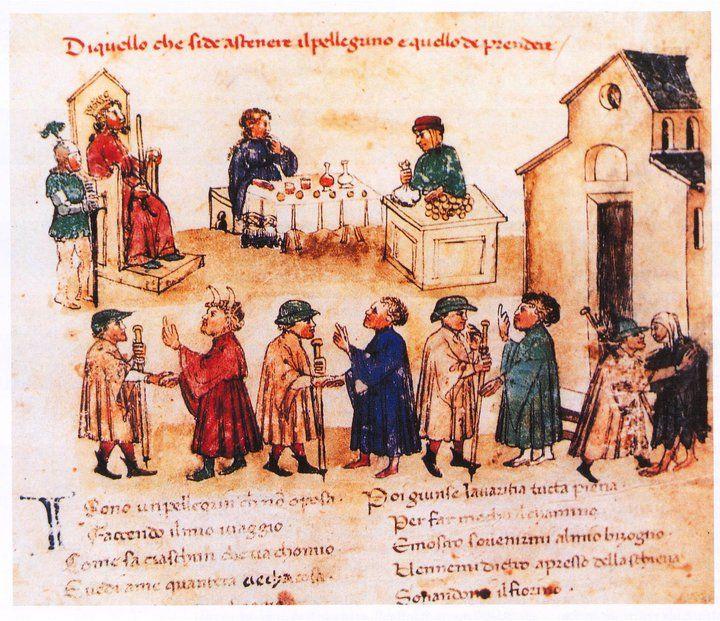 Giovanni Sercambi (Lucca,1348–1424): Cronache delle cose di Lucca, dal 1164 al 1424