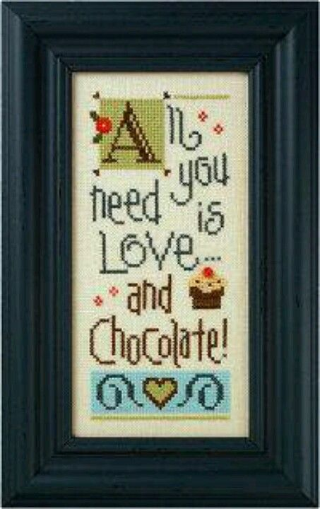 Lizzie Kate - All you need is love & chocolate
