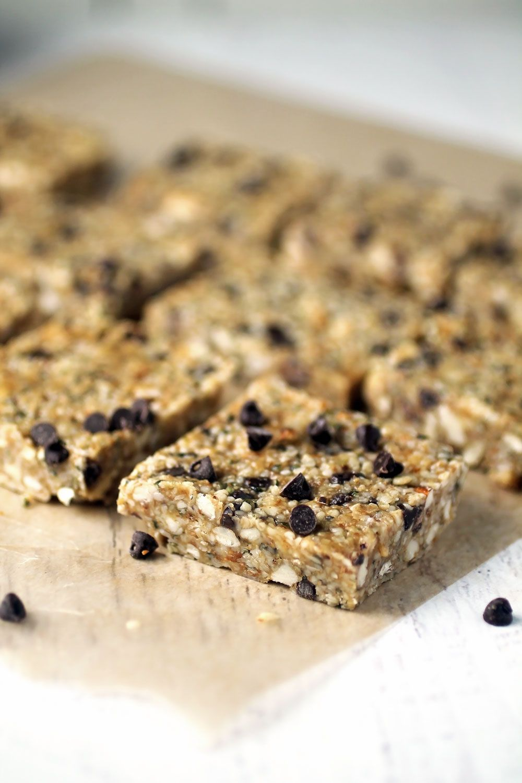 No Bake Hemp Seed Bars Recipe Hemp Seed Recipes Hemp Seeds Hemp Recipe