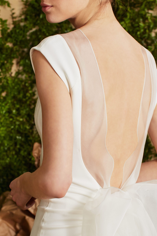 11+ Carolina herrera wedding dress ideas information