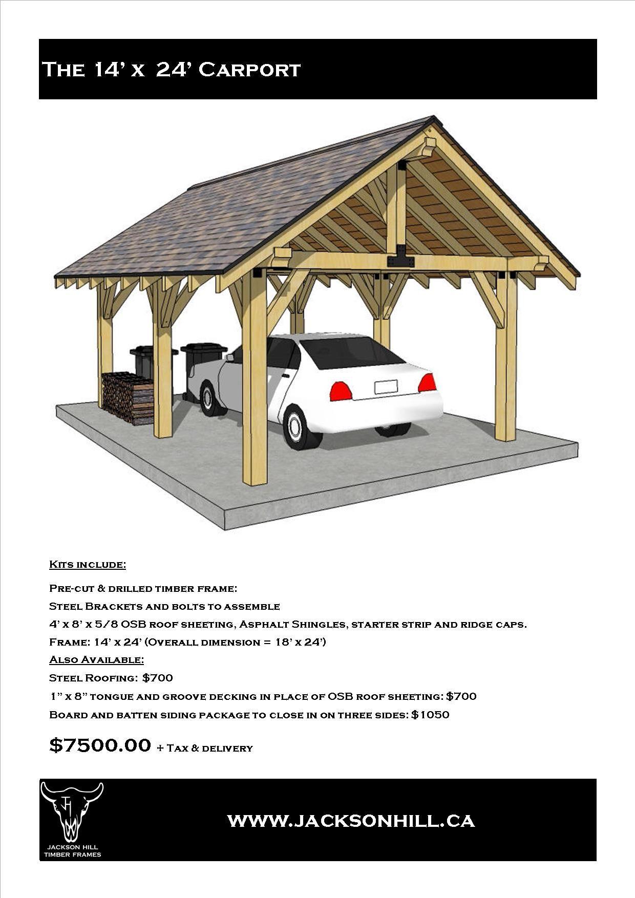 Car Port 14 60 X 24 60 Jpg Carport Plans Carport Designs Carport