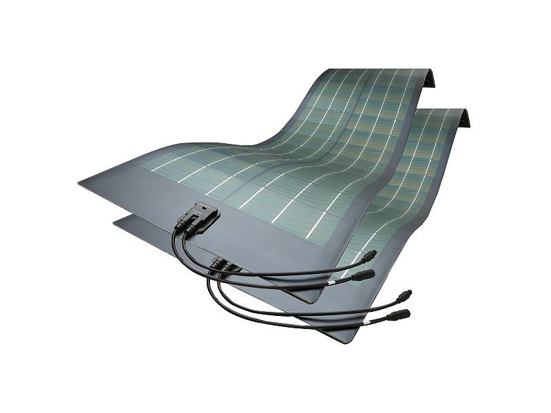 Cool ApolloFLEX Komplett Solaranlage f r Fahrzeuge W V Solaranlagen Bild