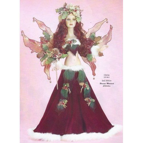 Chrissa Fairy   Show Stoppers Doll Toys