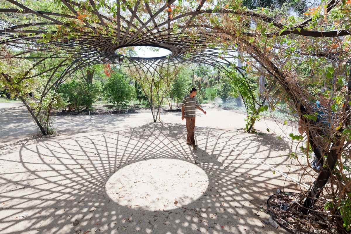 Landscapes exhibition at the heinz architectural center at for Talleres jardin botanico