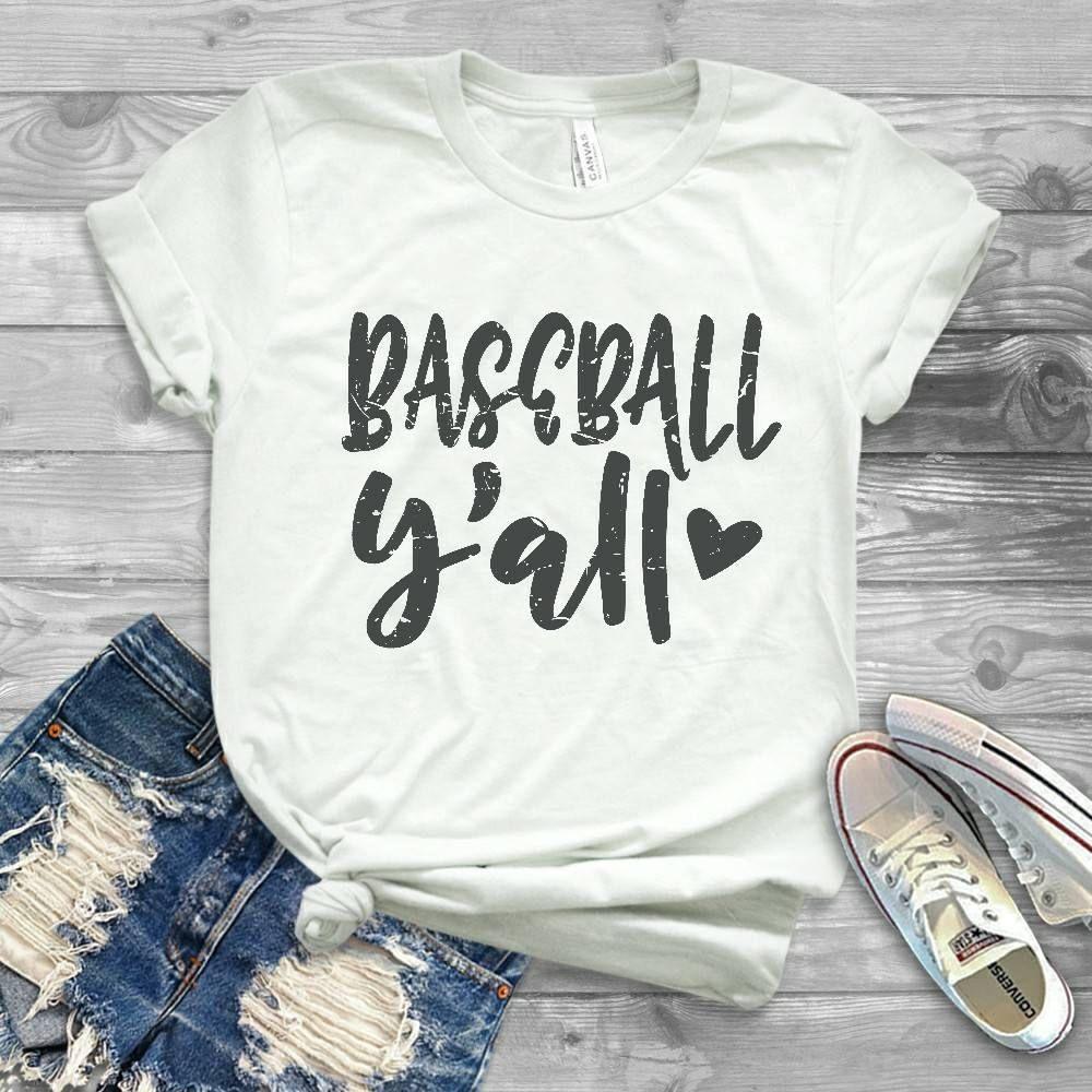 Baseball Yall T Shirt Baseball T Shirt Baseball Mom Baseball Mom