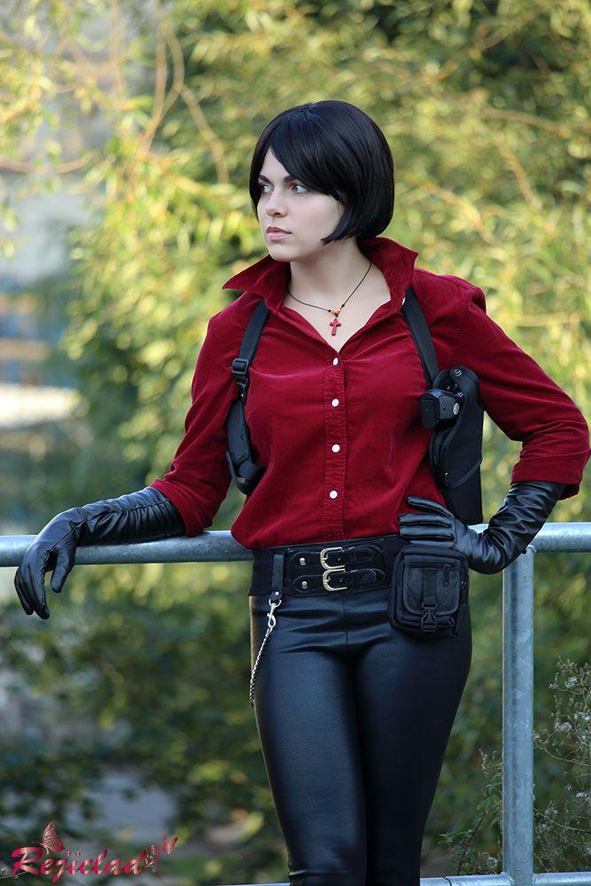 Ada Wong Resident Evil 6 Cosplay - Xxx Sex Photos-2482