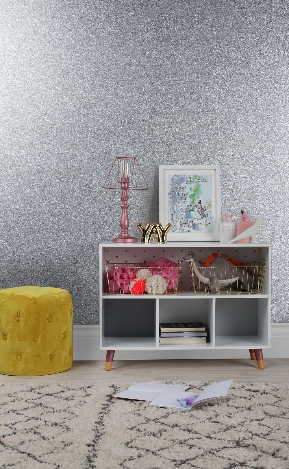 RustOleum Glitter Paint Dipped furniture, Glitter paint