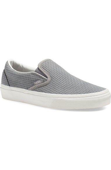 Vans U Classic Slip-On Floral Leather Sneakers & Deportivas Mujer