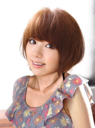 Kawaii Japanese Haircut | Japanese hairstyle, Bob hairstyles, Japanese haircut