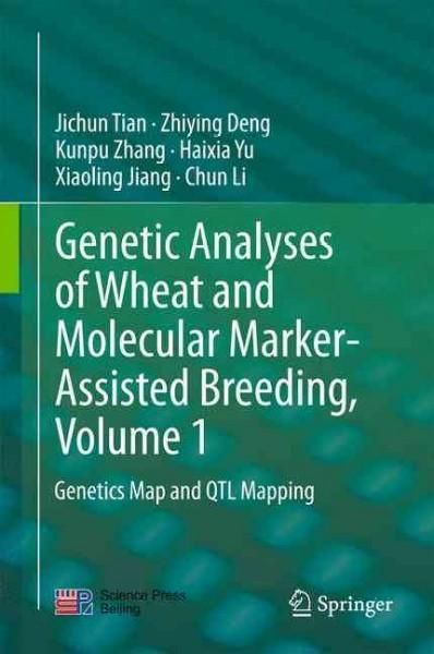 The Genetic Makeup Of An Organism Adorable Genetic Analyses Of Wheat And Molecular Markerassisted Breeding Design Decoration