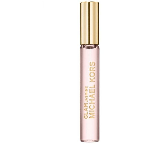 Michael Kors 'Glam Jasmine' Eau de Parfum Rollerball ($22) ❤ liked on Polyvore featuring beauty products, fragrance, eau de parfum perfume, flower fragrance, michael kors, michael kors perfume and eau de perfume