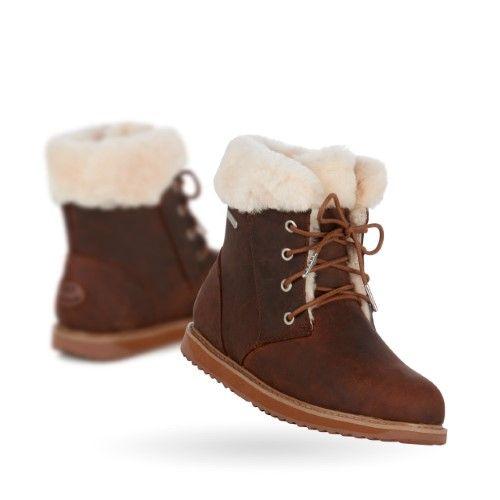0a2aea8518 Kamona | Schoeisel | Sheepskin boots, Boots, Suede boots