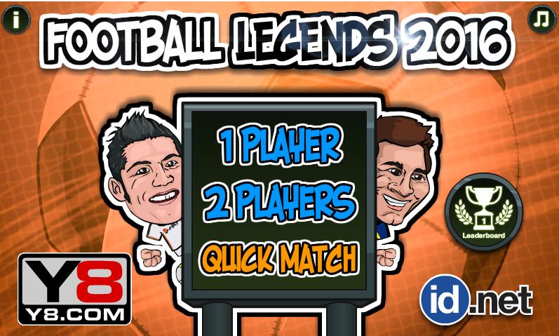 Football Legends 2016 Players Id Net Games Discussion Forum Legend Football School Games