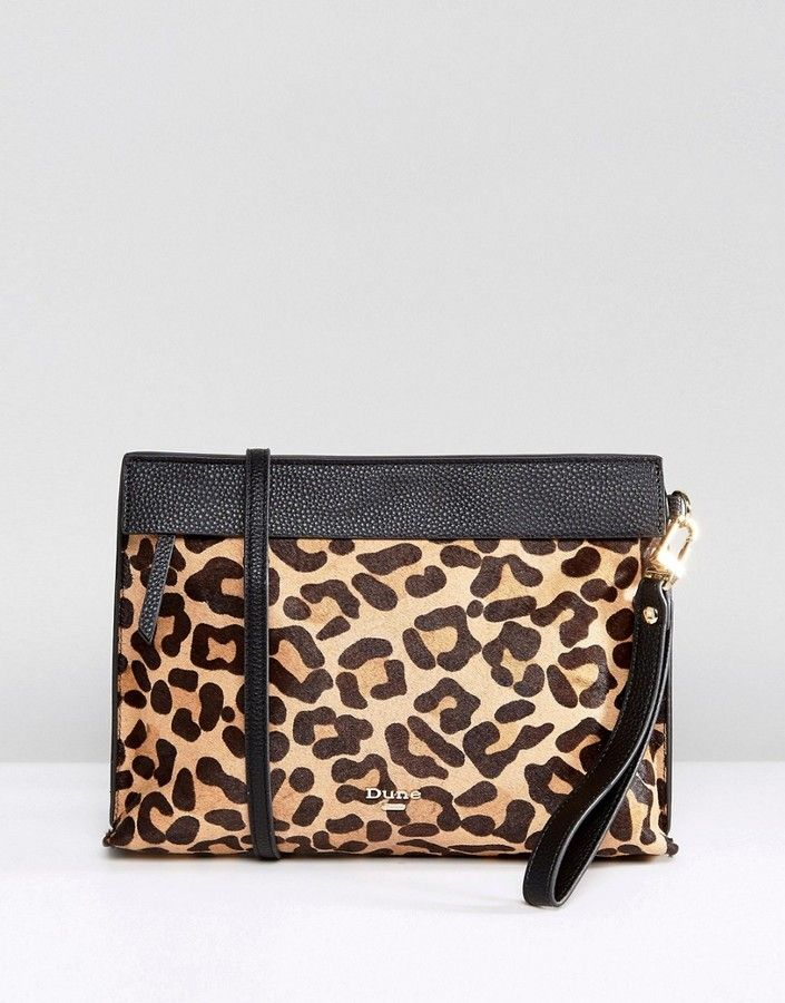 1102c85913 Pin by Fashion Flair Jewelry and Apparel on Clutches   Leopard print ...
