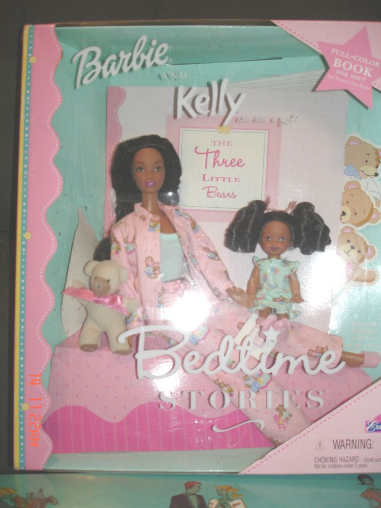 Image result for barbie and kelly bedtime story