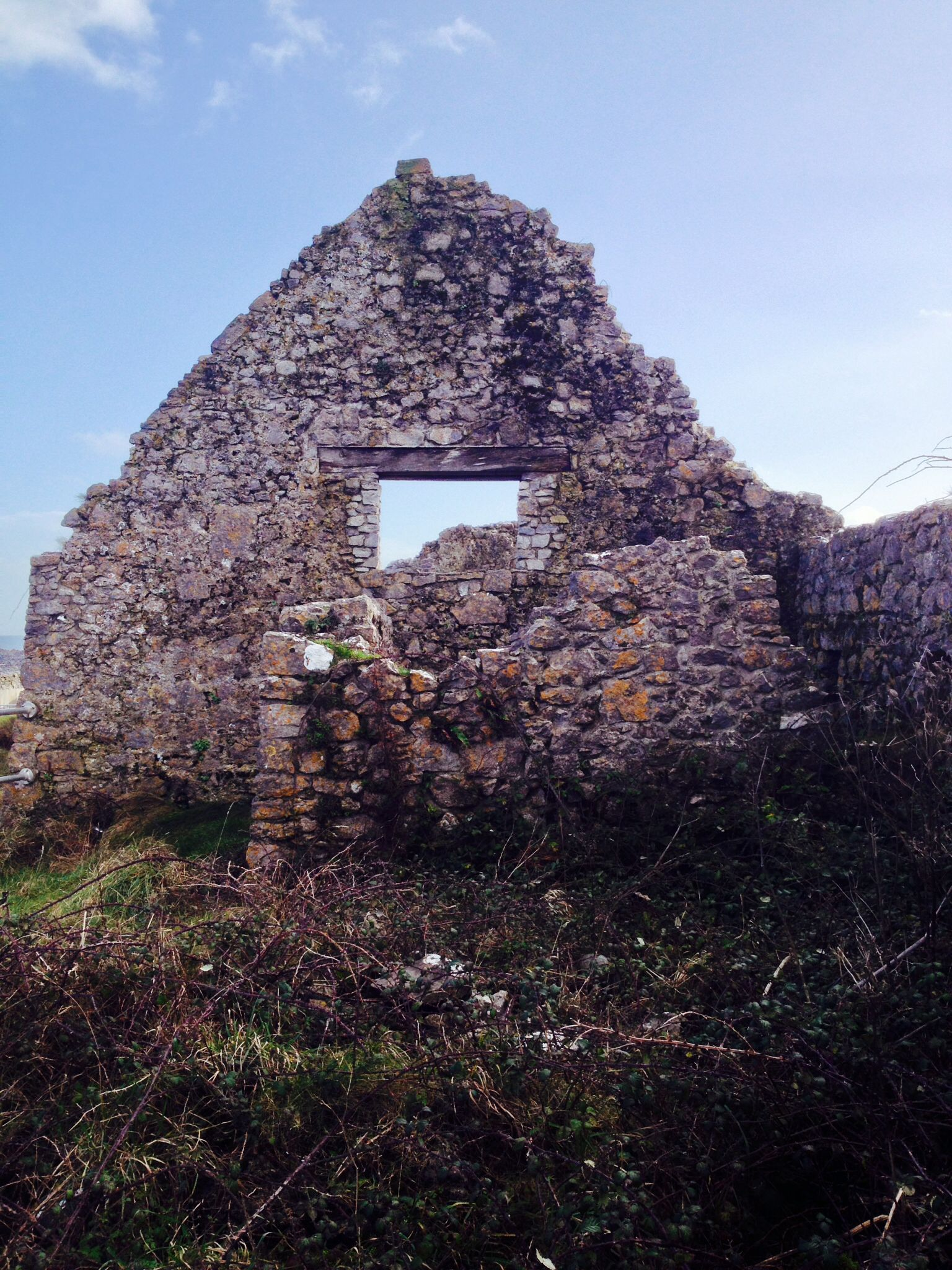 The Old Salt house ,Gower,Wales.