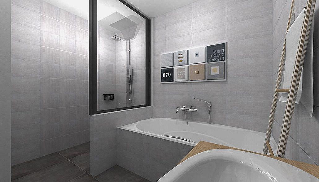 simulateur carrelage salle de bain gratuit in 2019 | Bathroom, Bathtub