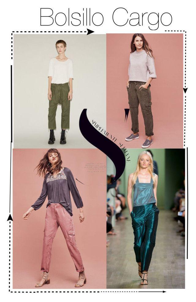 """cargo"" by talysa-katz on Polyvore featuring moda, Hei Hei, R13 y TIBI"