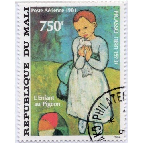 1981 Mali 100th Anniversary of the Birth of Pablo Picasso (O62)