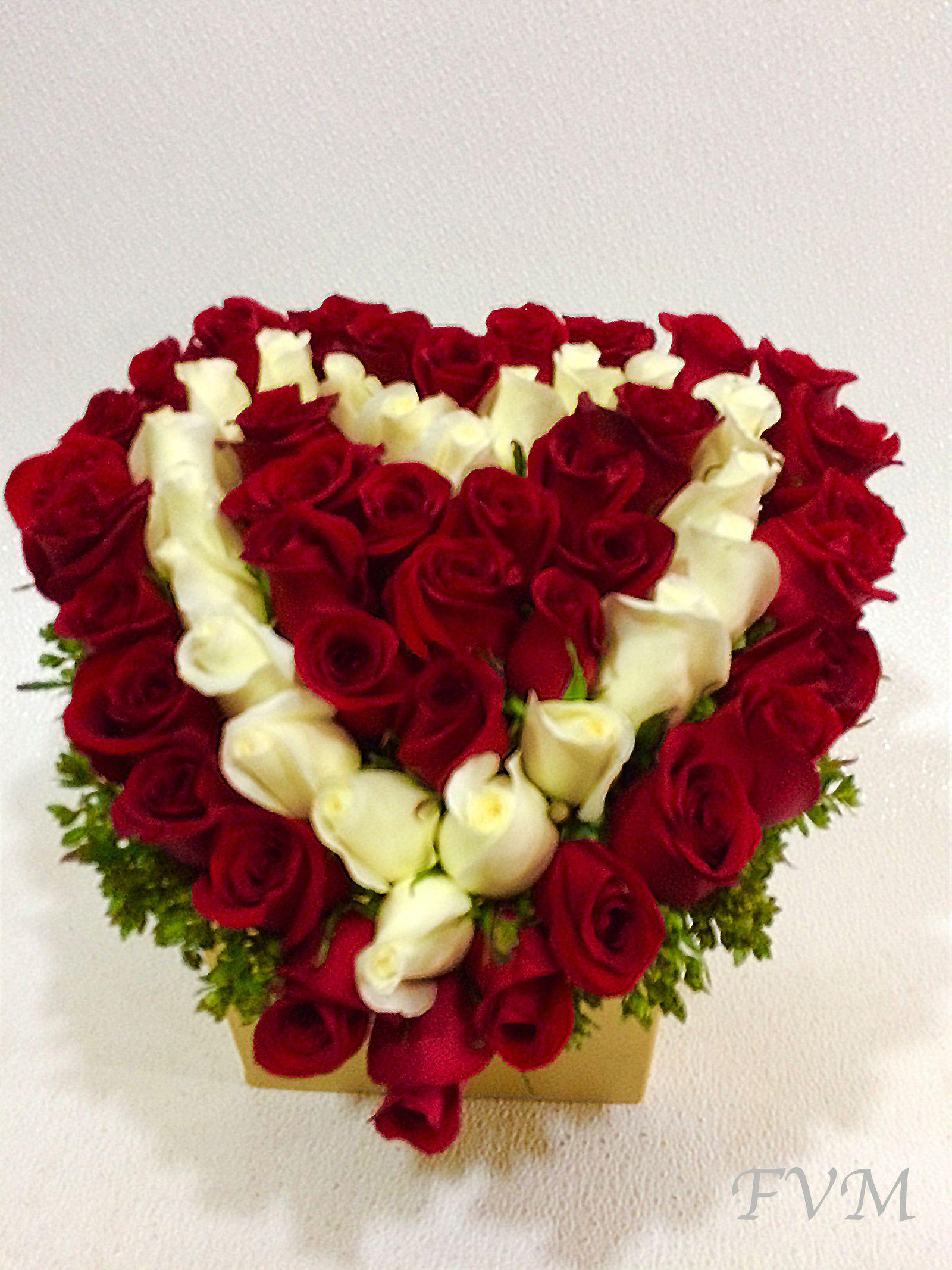 Corazón Mío Arreglos Florales De Amor Arreglos Florales