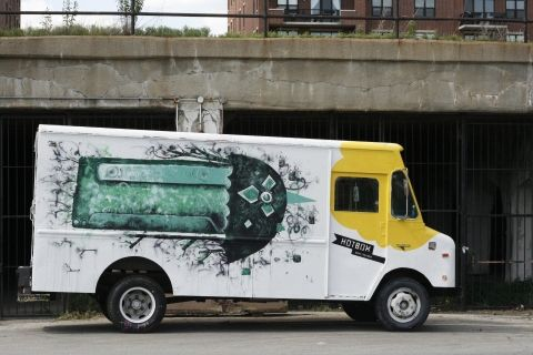 HOTBOX Mobile Gallery by Max Kauffman