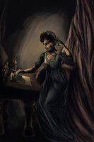 Jane Austen by QuintessantRiver