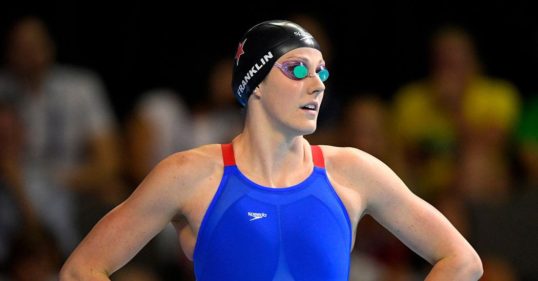 Missy Franklin Breaks Through in Trials and Earns a Return